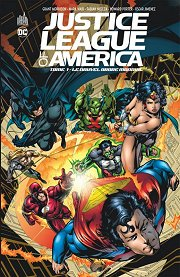 BD Justice League of America