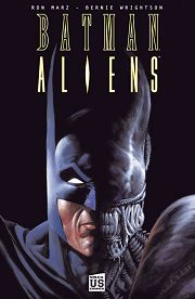 BD Batman / Aliens