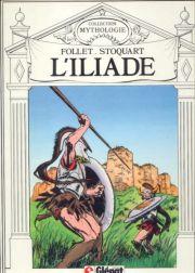 Couverture de l'album L'Iliade
