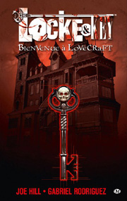BD Locke & Key - Bienvenue � Lovecraft