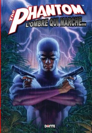 BD The Phantom - L'ombre qui marche...