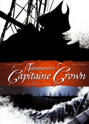 BD Le Testament du Capitaine Crown