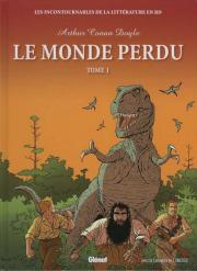 BD Le Monde Perdu (de Maple White)