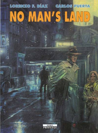 BD No man's land (Semic)