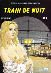 BD Train de nuit