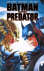 BD Batman vs Predator