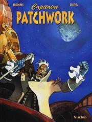 BD Capitaine Patchwork