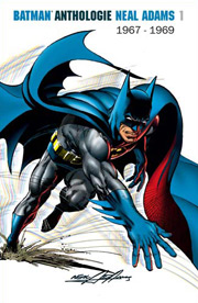 Acc�der � la BD Batman - Anthologie Neal Adams
