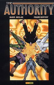 BD The Authority (Mark Millar)