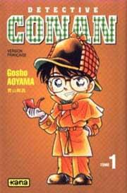 BD Détective Conan - Détective Conan, tome 1