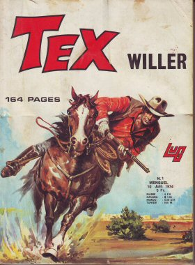 BD Tex Willer
