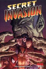 BD Secret invasion