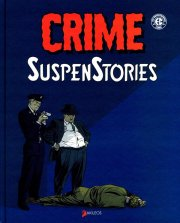 Accéder à la BD Crime Suspenstories