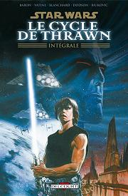 BD Star Wars - Le Cycle de Thrawn