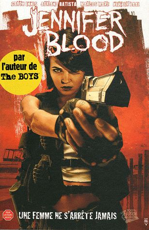 Acc�der � la BD Jennifer Blood