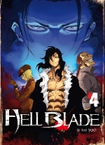 BD Hell Blade - Tome 4