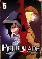 BD Hell Blade - Tome 5