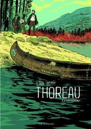 BD Thoreau - La vie sublime