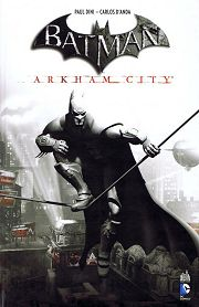 Acc�der � la BD Batman - Arkham City
