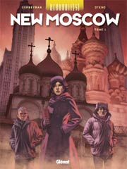BD Uchronie[s] - New Moscow