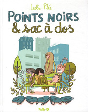 BD Points noirs & sac à dos