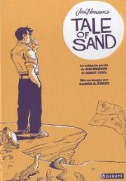 BD Jim Henson's Tale of Sand