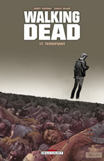 BD Walking Dead - Terrifiant