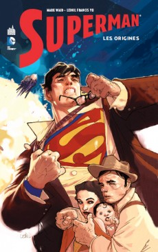 BD Superman - Les Origines (Droit du Sang)