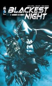 Accéder à la BD Blackest Night
