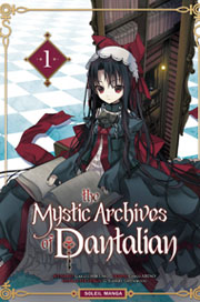 BD The mystic archives of Dantalian