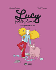 BD Lucy poids plume