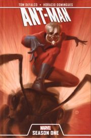Acc�der � la BD Ant-Man - Season One