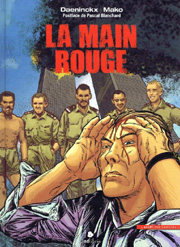 BD La Main Rouge