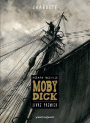 BD Moby Dick (Chabouté)