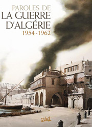 BD Paroles de la guerre d'Algérie