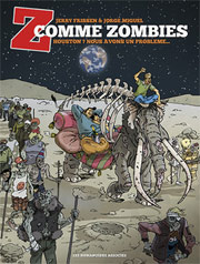 BD Z comme zombies