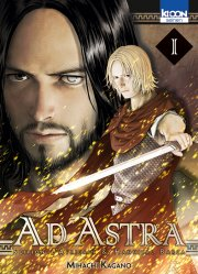 BD Ad Astra - Scipion l'Africain & Hannibal Barca