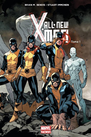 Accéder à la BD All New X-Men