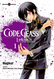 BD Code Geass - Lelouch of the rebellion