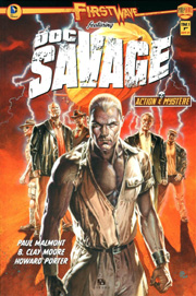 BD First Wave : Doc Savage