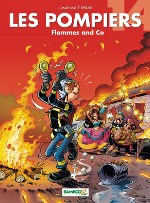 BD Les Pompiers - Flammes and Co