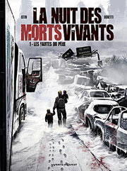 BD La Nuit des morts-vivants