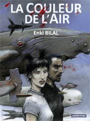 BD La Couleur de l'Air