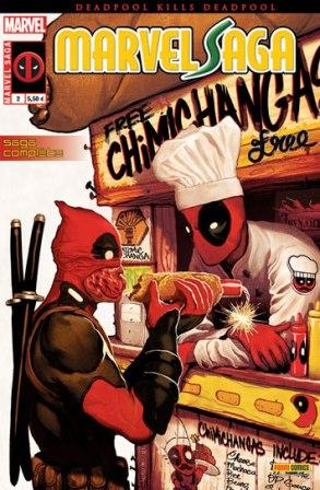 Accéder à la BD Deadpool massacre deadpool