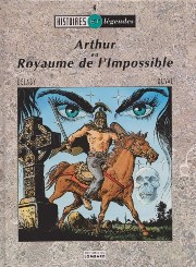 BD Arthur au royaume de l'impossible