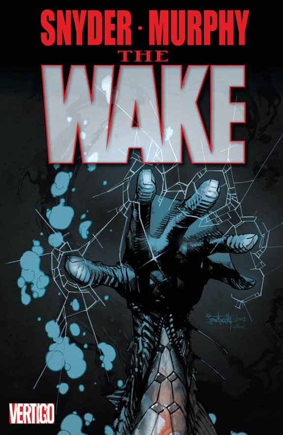 The Wake - Complet ( 10 tomes )