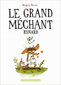 BD Le Grand Méchant Renard
