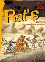 Accéder à la série BD Rat's