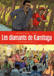 BD Les Diamants de Kamituga
