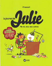 BD Le Journal de Julie